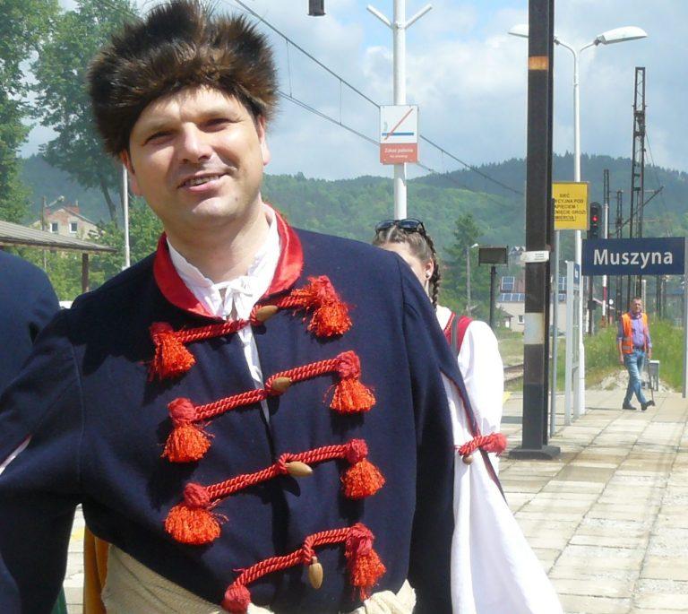Harnik Jerzy Majka w wehikule czasu…