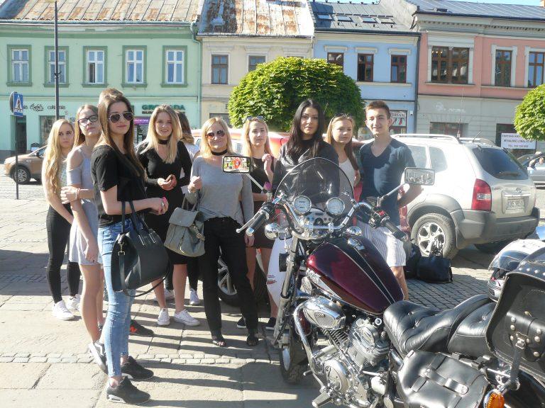 Nowy Sącz: zawieźli swoje serca na Ukrainę na motocyklach