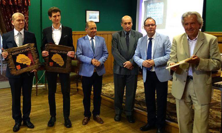 Nowy Sącz: nagrodzono najlepsze książki o Sądecczyźnie