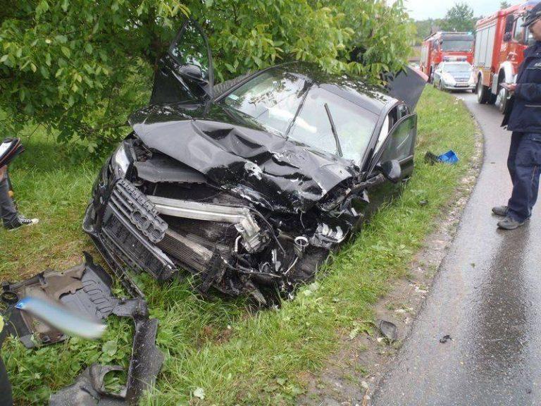 Nowa Wieś, Szczereż: pechowe południe dla kierowców