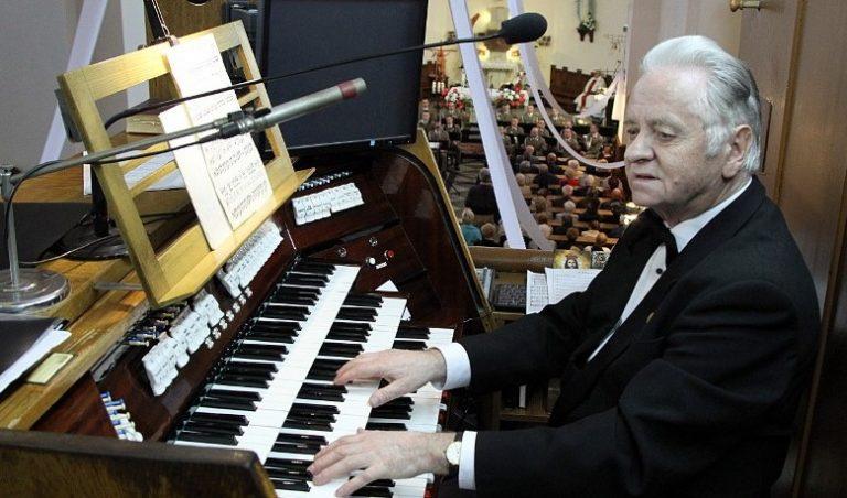 Najdłużej grający sądecki organista