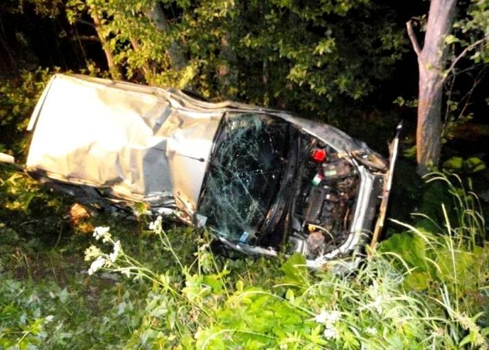 Tylicz: groźny wypadek z udziałem Renaulta i Volkswagena