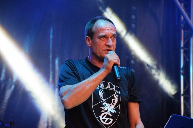 GORLICE: Paweł Kukiz zagrał dla Agnieszki, która walczy o życie