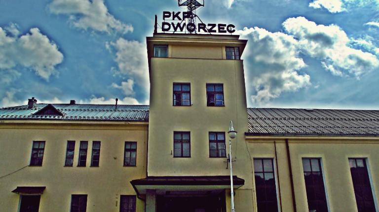 Krynica-Zdrój:  jest pomysł na nowe życie dworca PKP, ale kolej odda go dopiero w 2018 r.