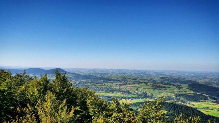 Rowerem po bajkowy widok: Nowy Sącz – Jaworze (53 km)