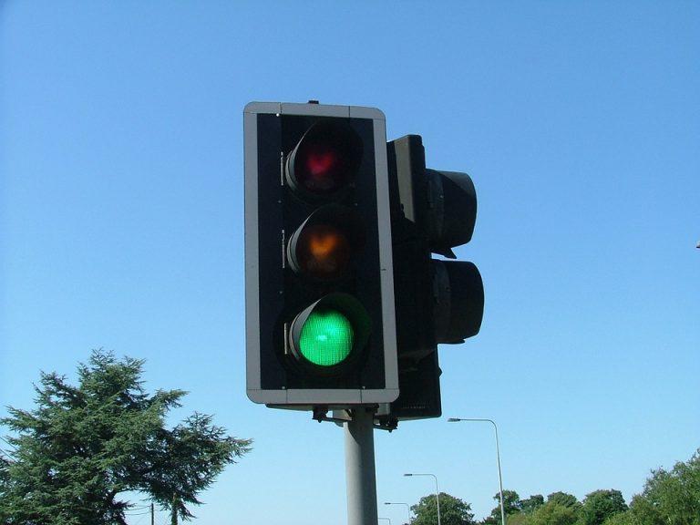 Witowice Dolne, Rożnów: koniec sprzeczek kierowców. Za miesiąc będzie sygnalizacja.