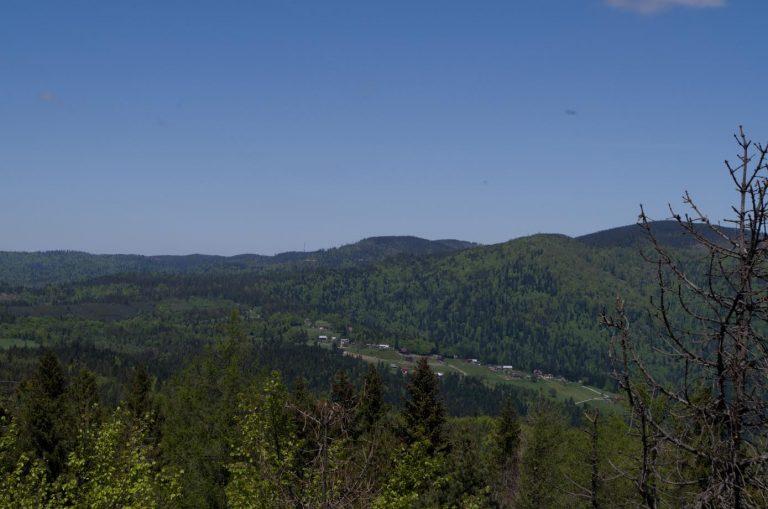 Eliaszówka z wieżą widokową 360