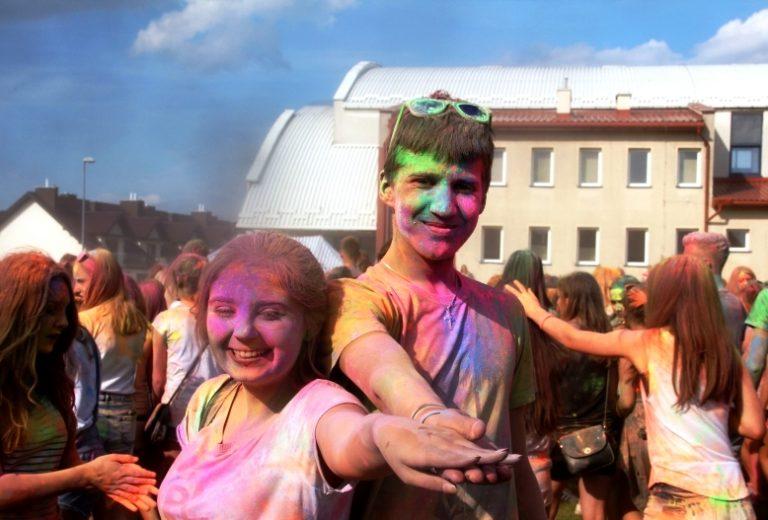 Nowy Sącz: bądź kolorowy! W sobotę zabawa pod chmurą barw