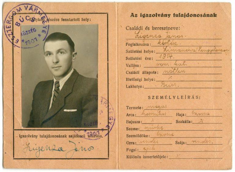 Sądecki kurier Zbigniew Ryś ma swoją gablotę w Muzeum Armii Krajowej