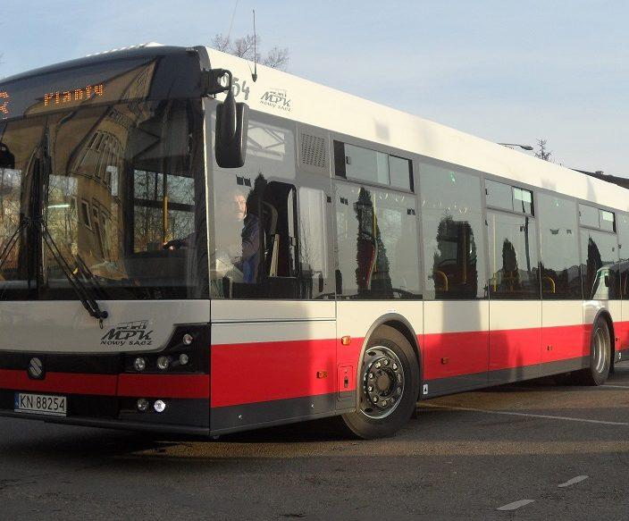 Sądeckie MPK kupi 30 autobusów. Wyda na nie prawie 28 milionów