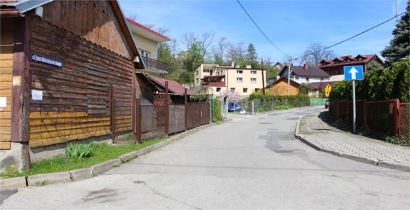 Piwniczna – Zdrój: zamknięta ulica Marciszewskiego
