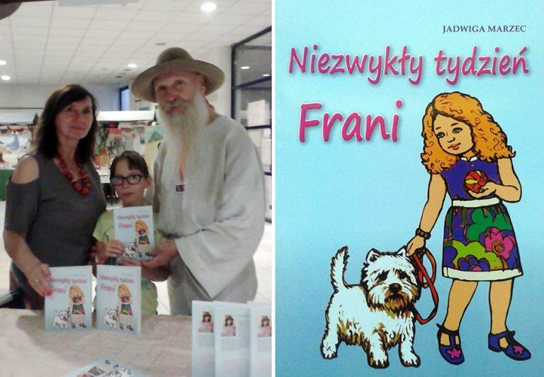 Sądeczanka Jadwiga Marzec napisała książkę dla dzieci