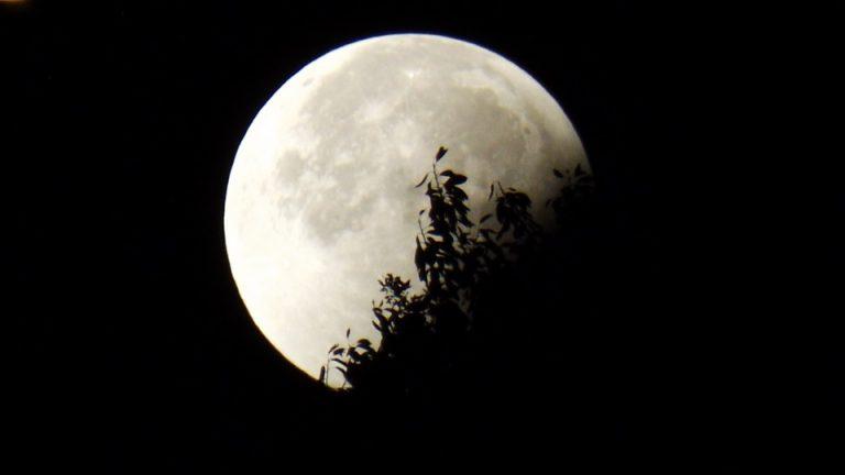 Wieczorem popatrz w niebo: księżyc będzie nadgryziony
