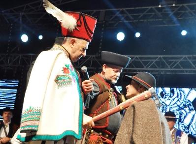 Dariusz Rzeźnik z Piwnicznej pierwszym certyfikowanym Zbójnikiem znad Popradu