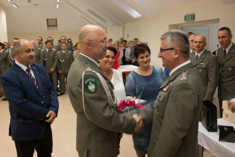 Nowy Sącz: płk SG Mieczysław Kurek odszedł na emeryturę