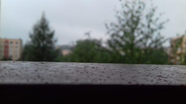 Sądecczyzna: deszcz, deszcz, deszcz…