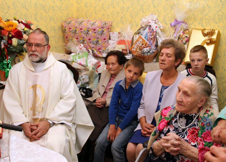 Florynka: Wiktoria Kubisz urodziła się w 1917 roku. Dzisiaj świętuje 100 urodziny