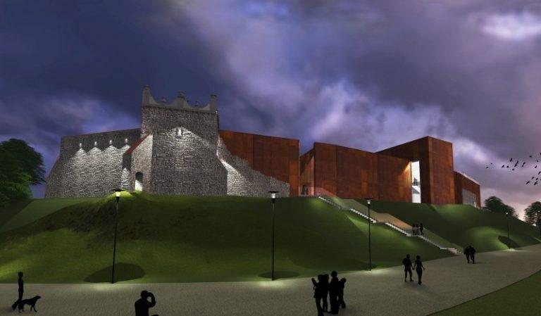Artur Bochenek: odbudujmy zamek!