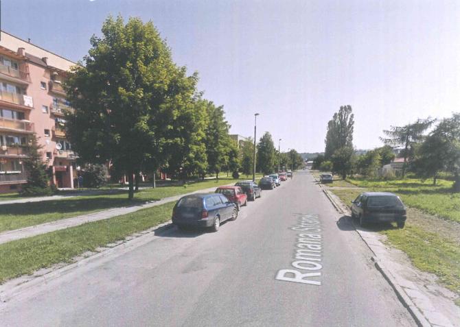 Sądeczanie chcą miejsc postojowych i zatoki autobusowej przy ul. Romana Stramki