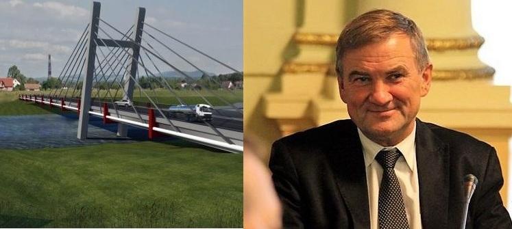 Nowy Sącz: W 2020 roku może rozpocząć się budowa mostu południowego na Dunajcu
