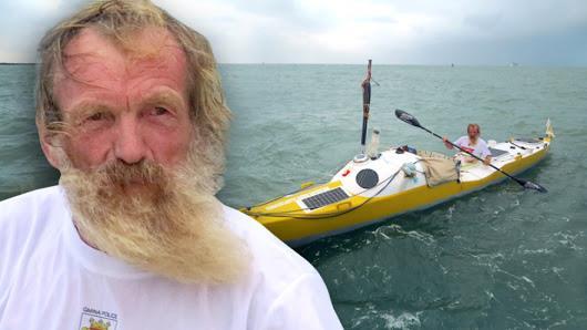 Trzy razy opłynął Atlantyk. Podróżnik Aleksander Doba przyjeżdża do Nowego Sącza