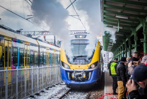 Chcą przywrócić kursy pociągów z Krynicy do Popradu