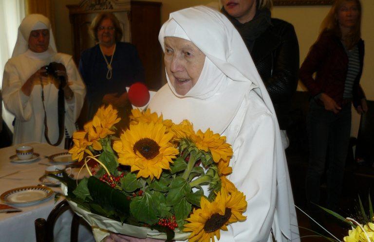 Po klasztorze biegała jak wiewiórka. Siostra Aurelia Burczanowska skończyła 107 lat!