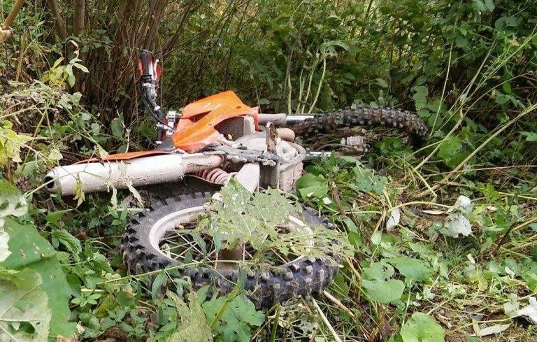 Muszyna: ukradli z garażu motocykle warte 22 tys. Wpadli w ręce policji