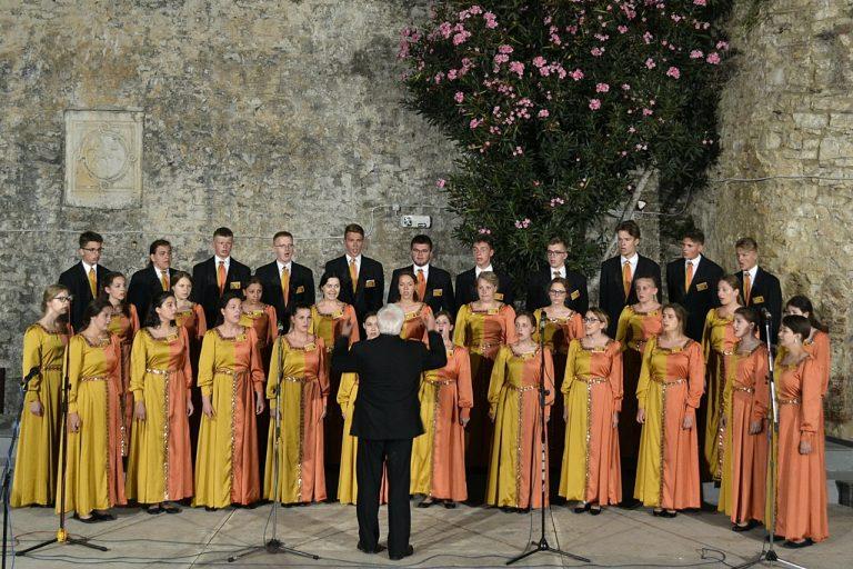 Jubileuszowy koncert sądeckiego chóru Scherzo
