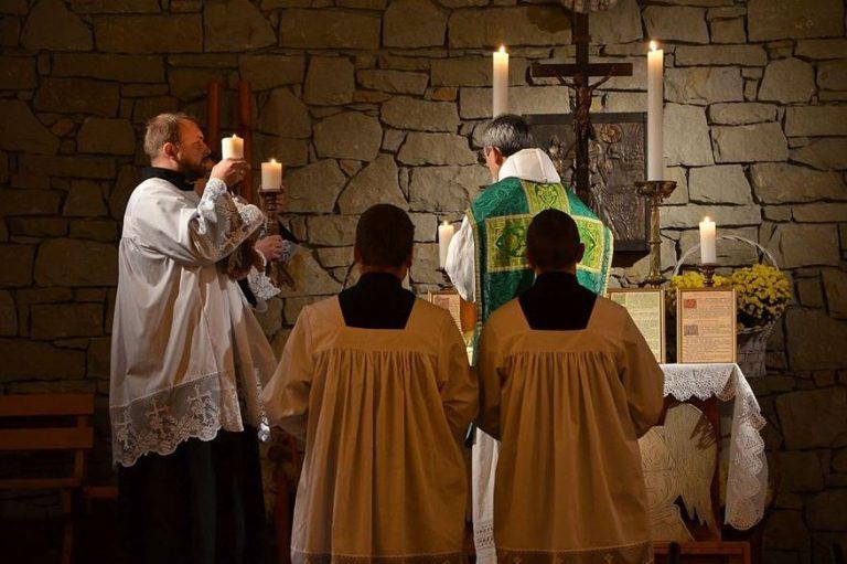 Jamna: tutaj posłuchasz mszy z chorałem gregoriańskim