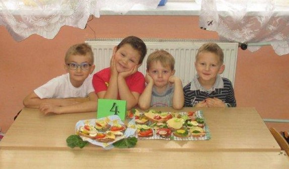 Dzieciaki z Koniuszowej wygrały zdrowie bo wiedzą, że śniadanie daje moc