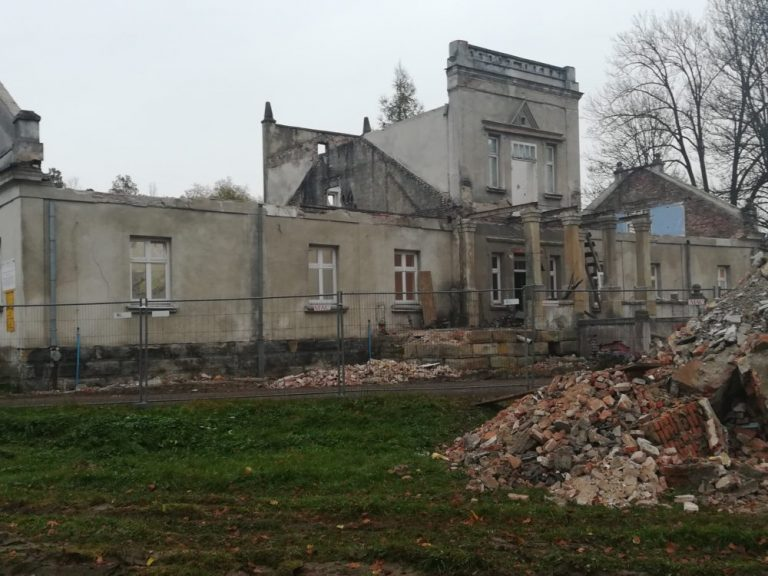 Lipnica Wielka: Muzyczny Dwór podniesie się z ruiny
