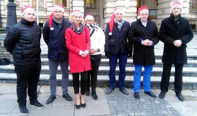 Nowy Sącz: Jesteś Mikołajem, Elfem lub Śnieżynką? Świetnie! Czekamy na Ciebie!