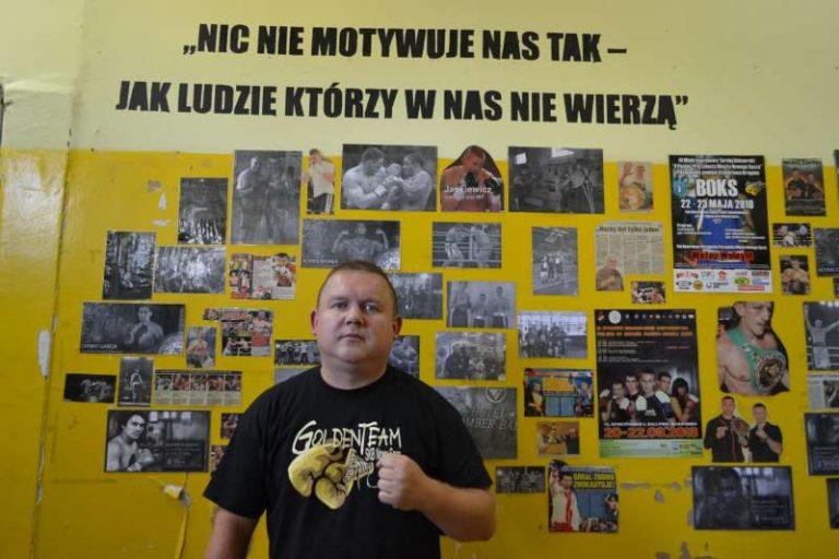 Jerzy Galara z Golden Team: To będzie święto boksu!