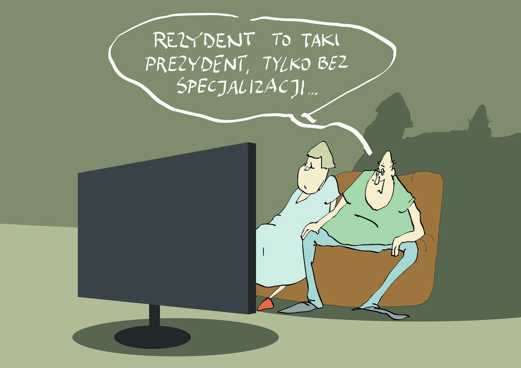 (P)rezydent