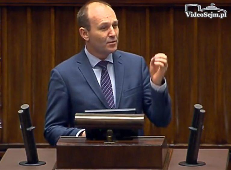 Poseł Marek Sowa: nie róbcie cyrku, dajcie dotację na budowę Stadionu Sandecji!