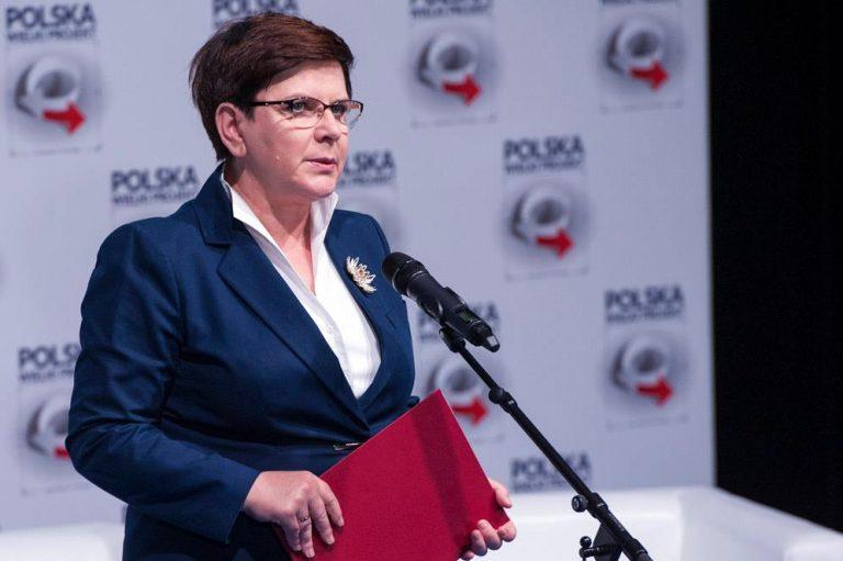Polska: premier Beata Szydło złożyła dymisję. Zastąpi ją Mateusz Morawiecki