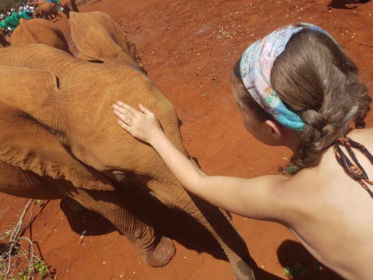Łącko: Lua – imię na pamiątkę słoniątka dla dziewczynki, która nie boi się marzyć