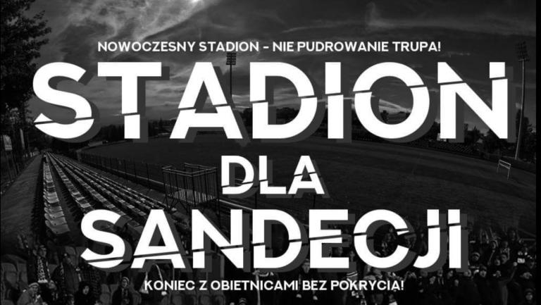 Kibice Sandecji: nie chcemy pudrowania trupa!