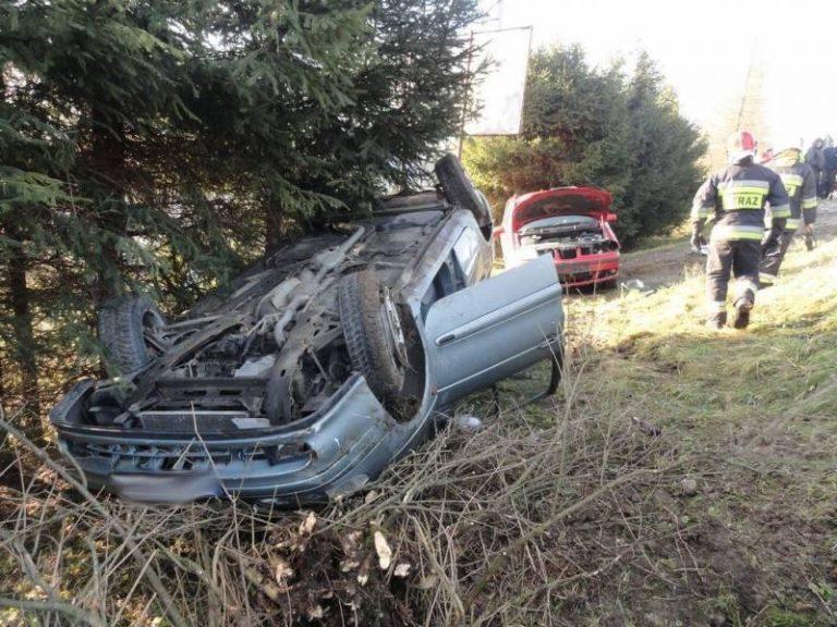Berest: Seat uderzył… Renault dachował