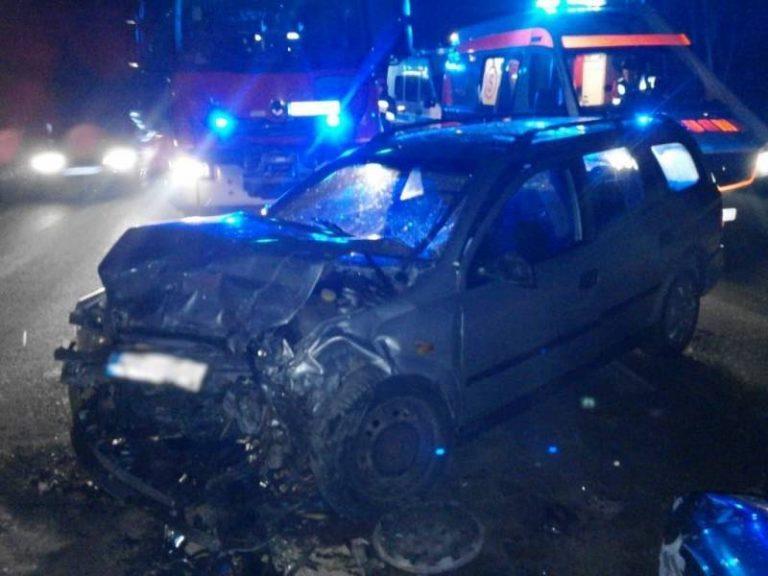 Paszyn: poszkodowany uciekł z miejsca wypadku. Poszukiwali go policjanci