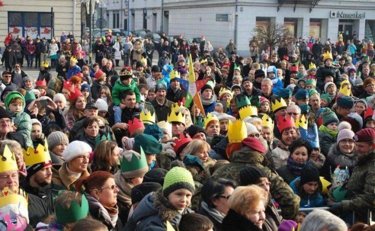 6 stycznia ulicami miasta przejdzie korowód VI Nowosądeckiego Pokłonu Trzech Króli