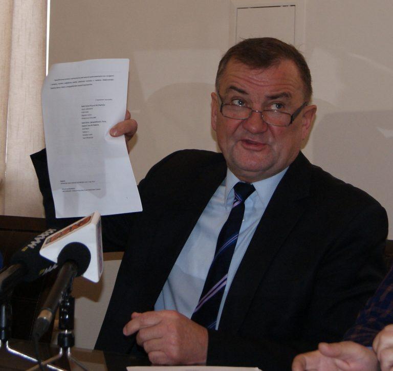 Ministerstwo ujawniło kto próbuje zablokować przekształcenie Chełmca w miasto