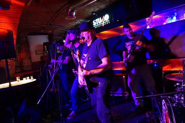 The Toasters zagrali koncert w Nowym Sączu