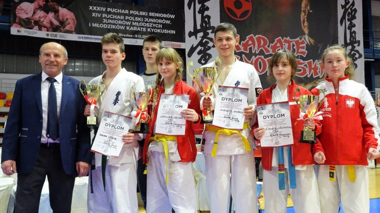 Karate: sądeczanin – Klemens Ogórek z Pucharem Polski!