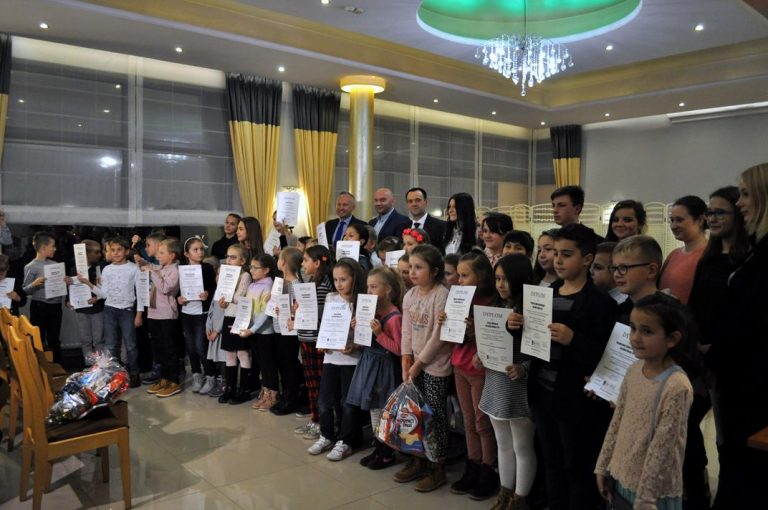 Koalicja z kulturą: setka dyplomów trafiła w ręce małych artystów