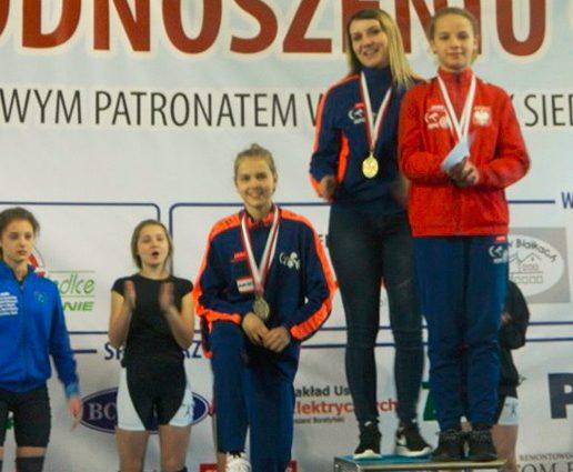 13-letnia sądeczanka najsilniejsza w Polsce!