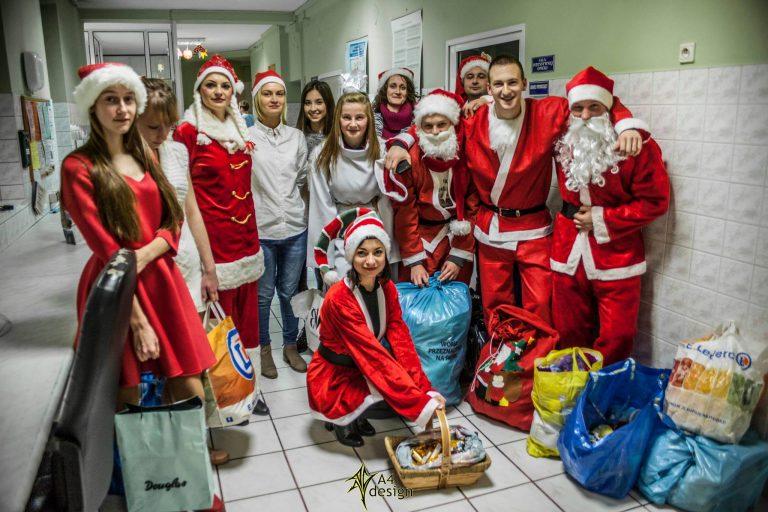 Nowy Sącz: dwutygodniowa misja Świętego Mikołaja zakończona