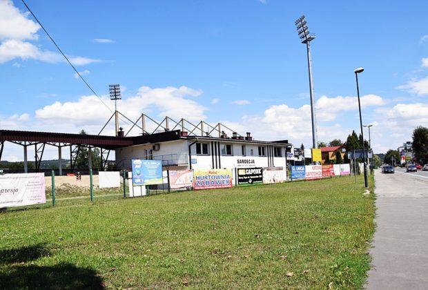 Nowego stadionu Sandecji w 2018 roku nie będzie. Przetarg będzie unieważniony