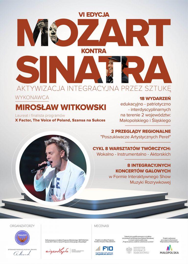 """""""Mozart kontra Sinatra"""": muzyka łączy pokolenia i buduje wspólnotę wartości"""
